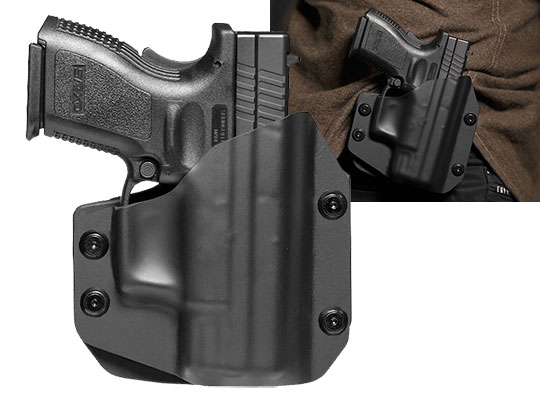 Paddle Holster for XD Subcompact 3 inch