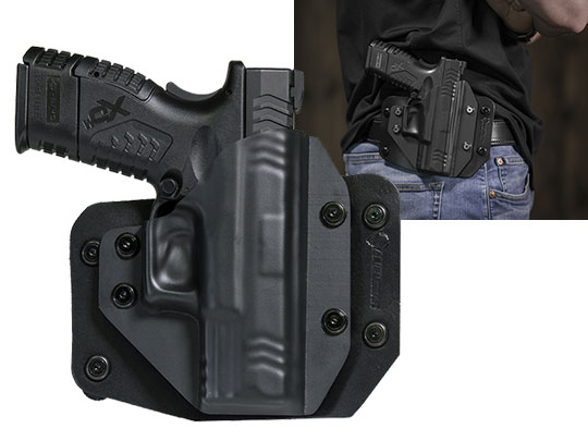 XDM 3.8 Compact OWB Concealment Holster