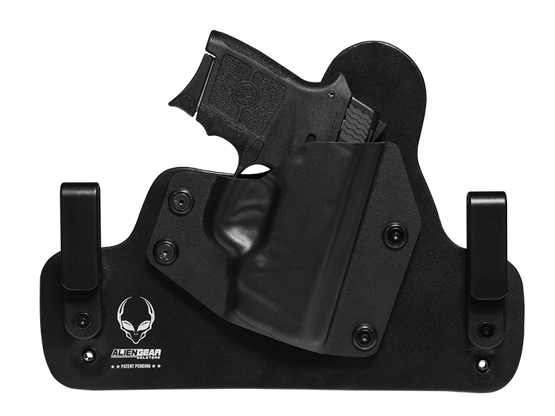 Leather Hybrid S&W Bodyguard .380 Auto Holster