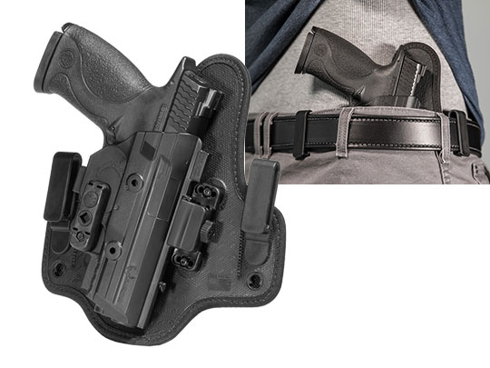 S&W M&P9 4.25 inch barrel ShapeShift 4.0 IWB Holster