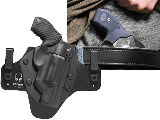 Hybrid Leather Taurus Judge Poly 2 inch Holster