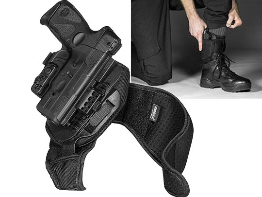 Taurus PT111 G2 ShapeShift Ankle Holster