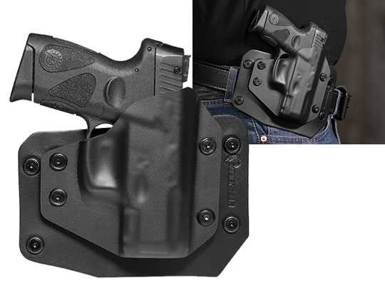 Outside the Waistband Holster for Taurus PT111 Millennium G2