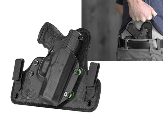 concealment holster for walther pps m2 iwb carry