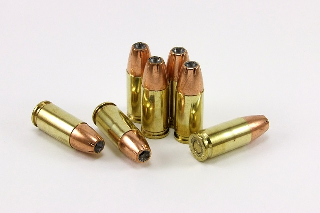 presurized ammo
