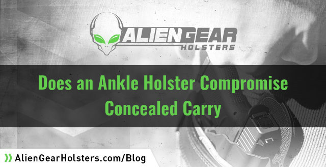 ankle holster for concealed carry