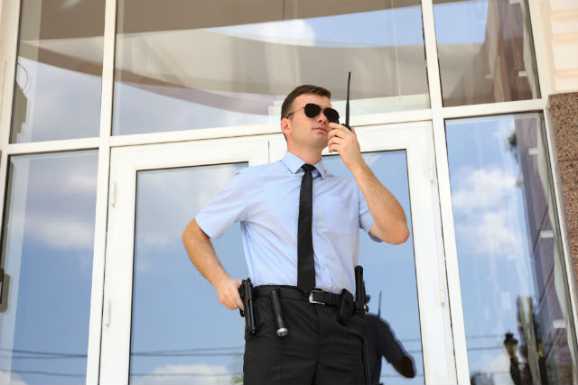 Can I Concealed Carry As A Security Guard? - Alien Gear Holsters Blog