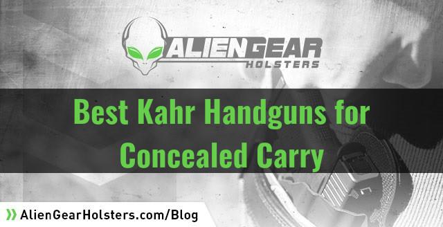 best-kahrs-for-concealment-pistols