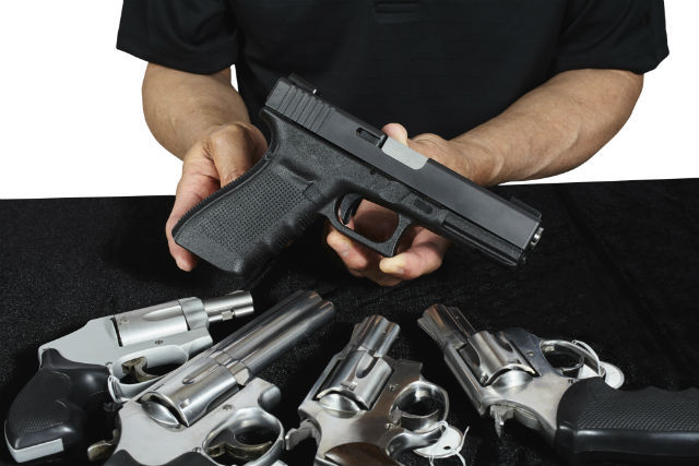 9mm Vs 45 For Concealed Carry - Alien Gear Holsters Blog