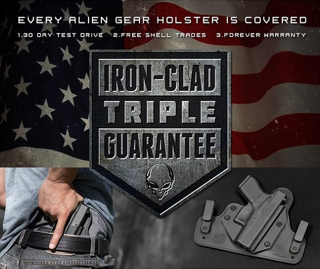 best holster warranty alien gear holsters