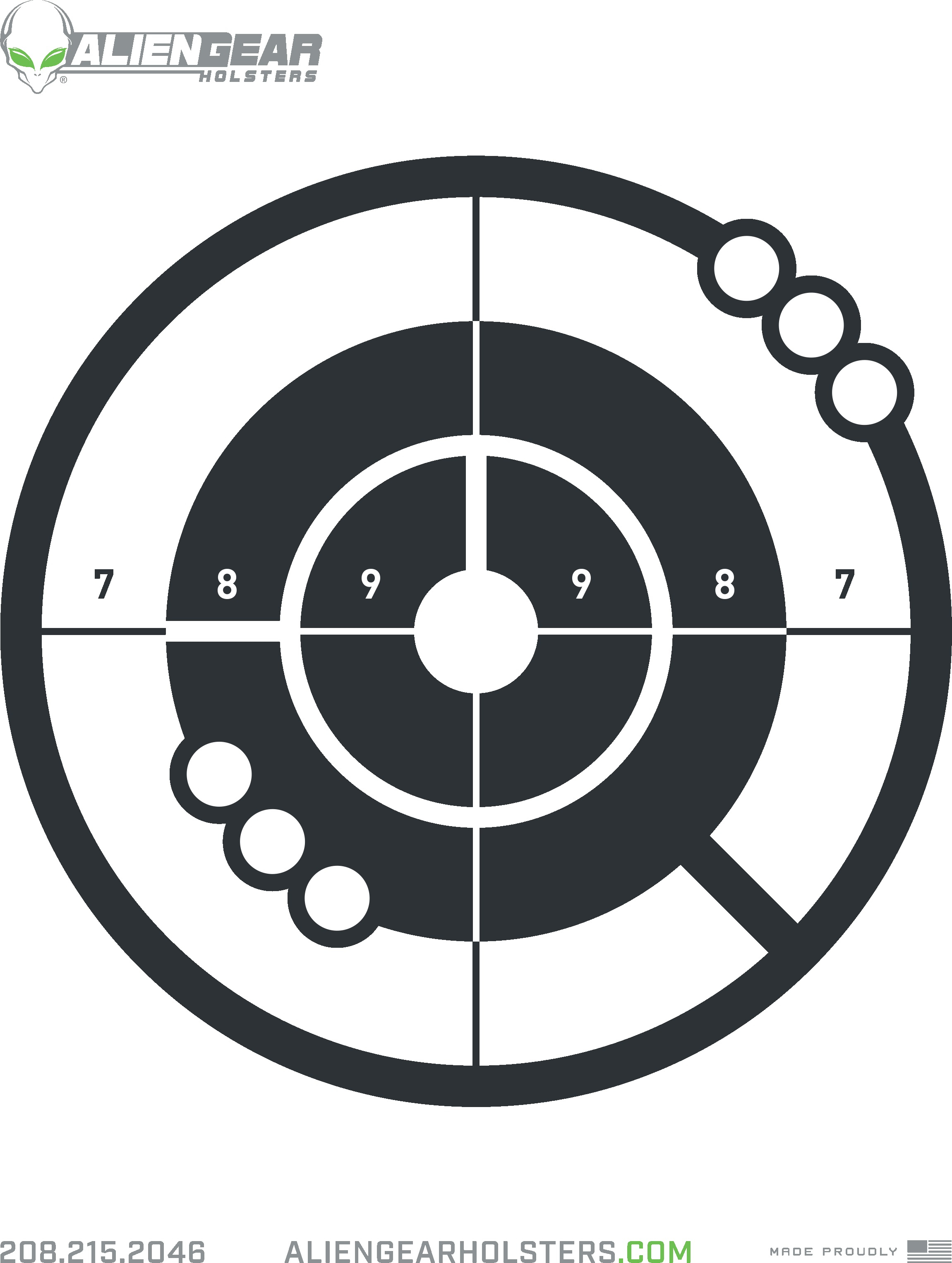 It's just a graphic of Sweet Free Printable Targets 8.5x 11