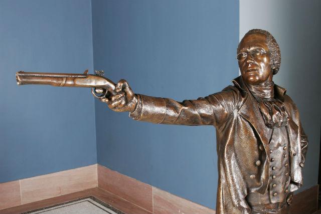 Burr v Hamilton duel