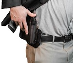 concealed carry with an owb holster