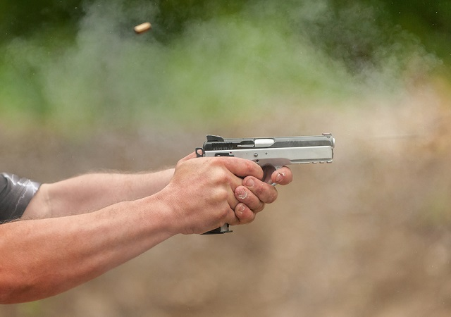 encourgae concealed carry class and practices