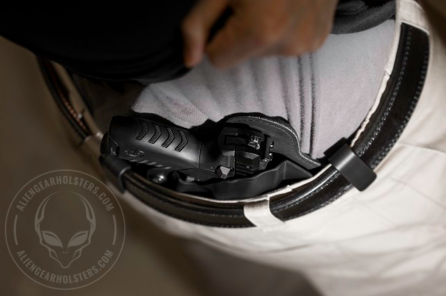 concealed carry printing brandishing