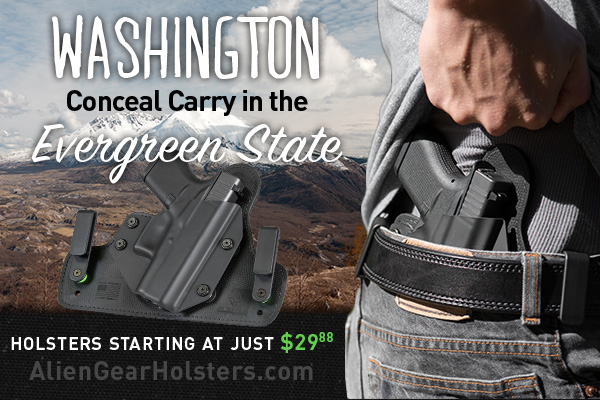 carrying ccw in washington