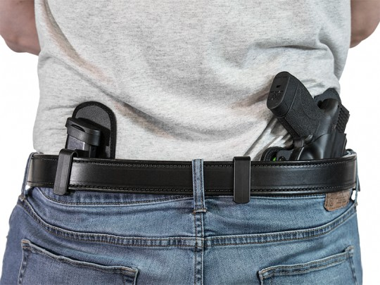 Alien Gear Holster for S&W M&P Shield concealment
