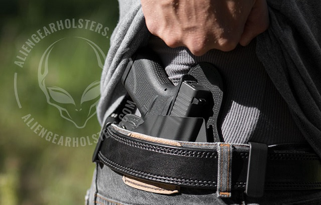 concealed carry gun belt
