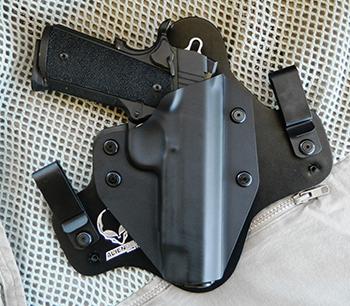 Alien Gear IWB Holster for 1911 pistol