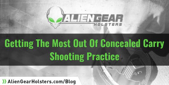 ccw shooting practice