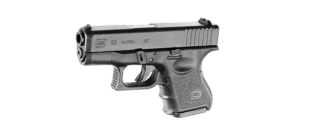 glock 33 for concealed carry