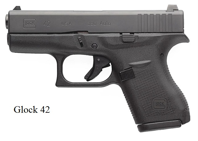 It is a Glock 42