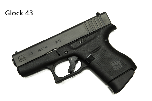 It is a Glock 43