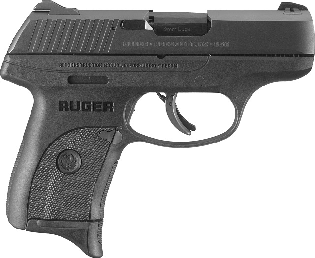 Is it a Ruger LC9s