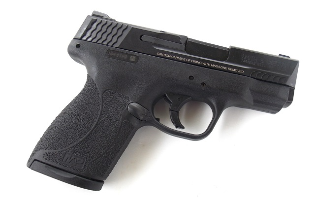 Is it a S&W M&P Shield .45