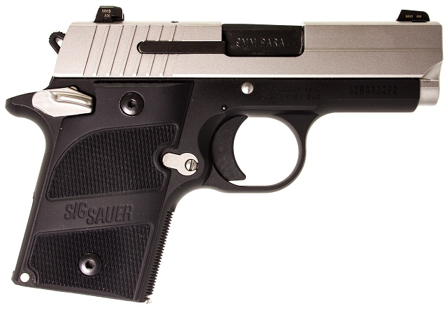 Is it a Sig Sauer P938