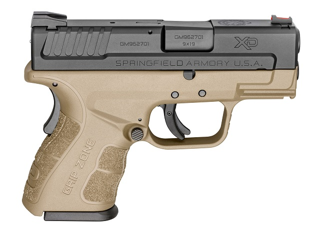 Is it a Springfield XD Mod.2 3 inch