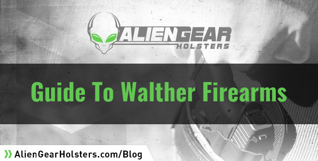 walther firearms guide