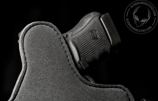 comfortable gun holster