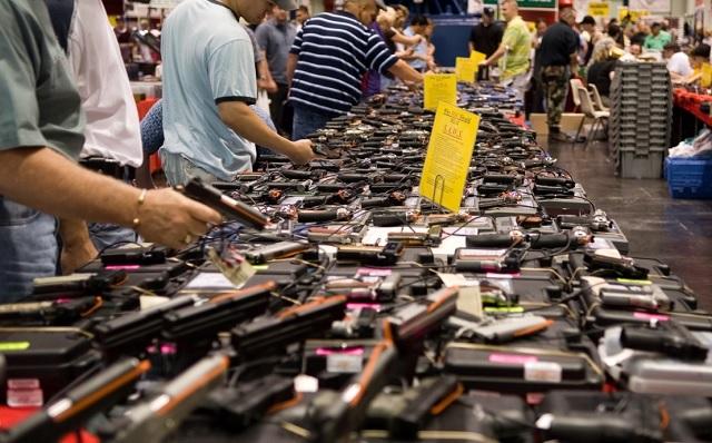 gun show loophole myth