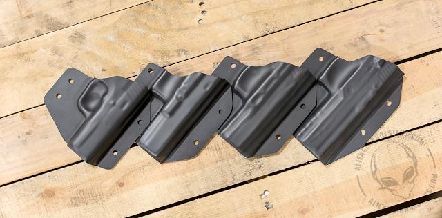 gun holster shell