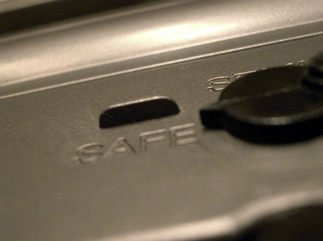 safety features on handguns