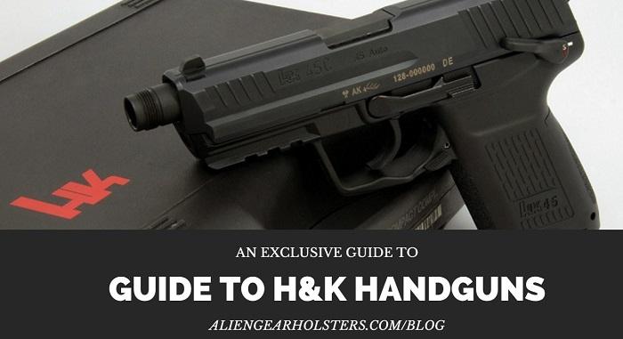 H&K Handguns Guide