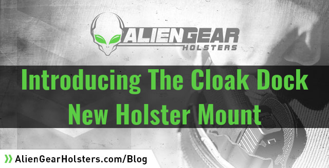 holster mount alien gear