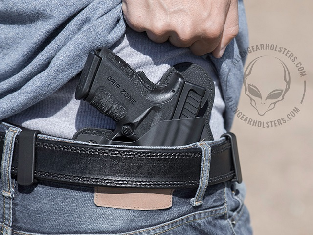 how to maintain a holster