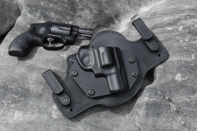 best holsters for j-frame revolver holsters