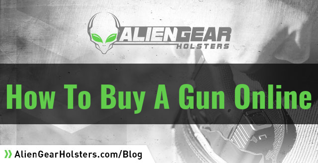 how to buy a gun online