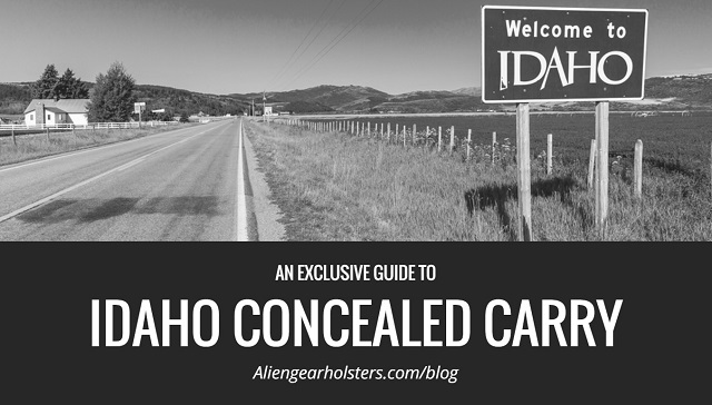 idaho concealed carry