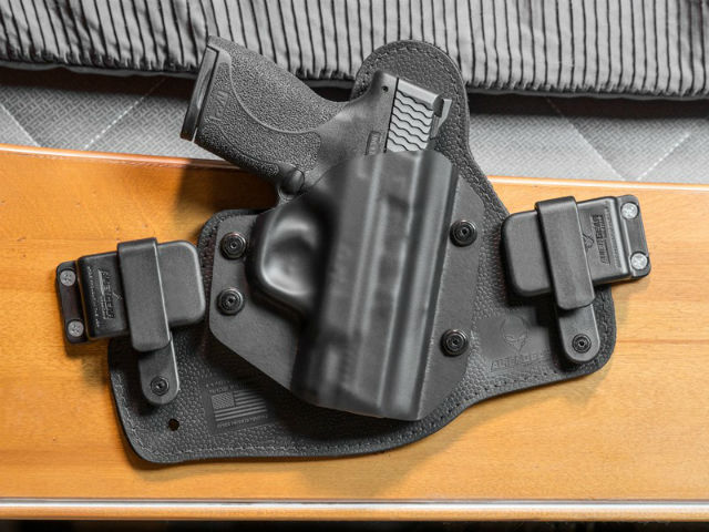 best holster mount