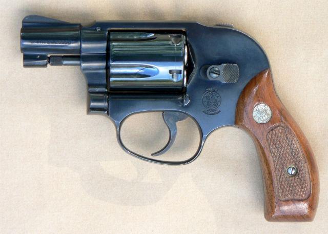 model 638 revolver