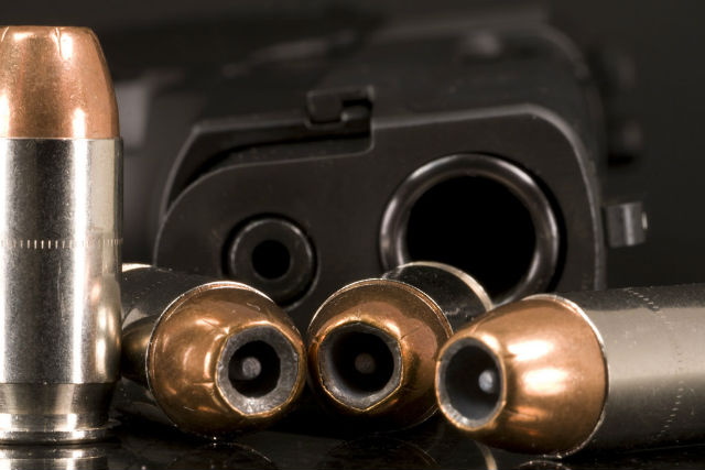 40 cal pistol