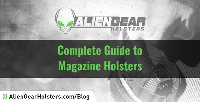 gun magazine holster