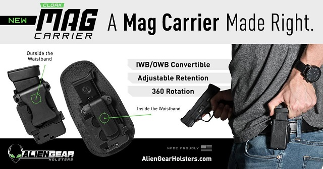 Magazine Holster Guide All About Mag Carriers Alien Gear Fascinating Duty Belt Magazine Holder
