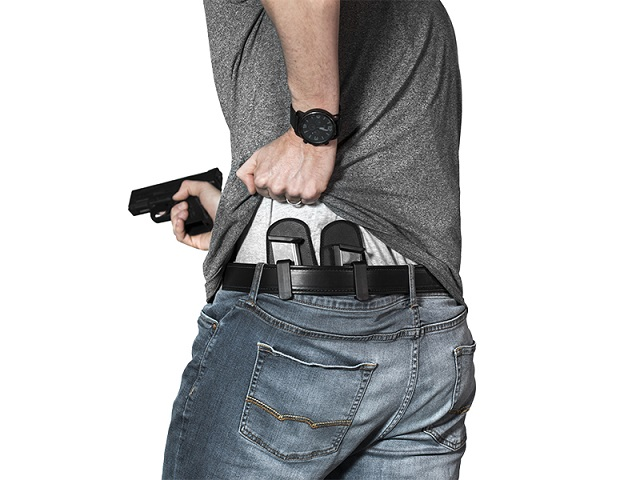 holster guide for magazines