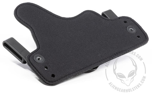 sweat resistant gun holster