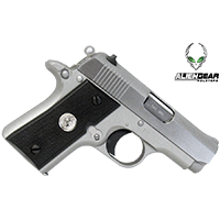 colt mustang handgun